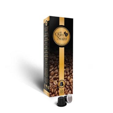 Café Ouro Negro<br>para Nespresso<br>10 Cápsulas