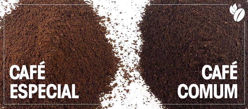 Entenda a diferença entre Café Especial e o Café Tradicional.