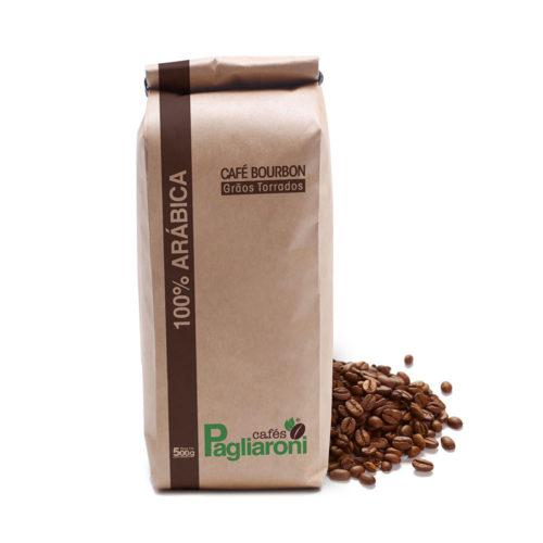 Cafe Torrado em Grãos 500g