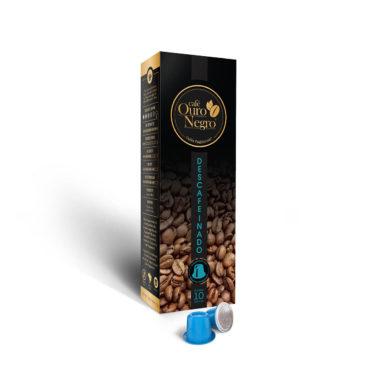 Café Ouro Negro <br>Descafeinado para Nespresso<br>10 Cápsulas