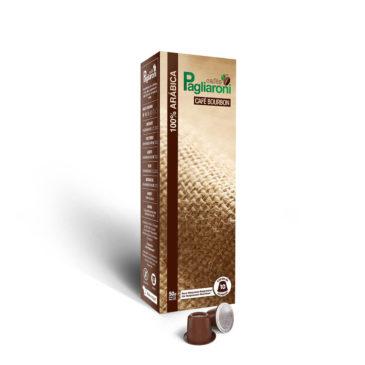 Cafés Pagliaroni <br>Bourbon para Nespresso <br>10 Cápsulas