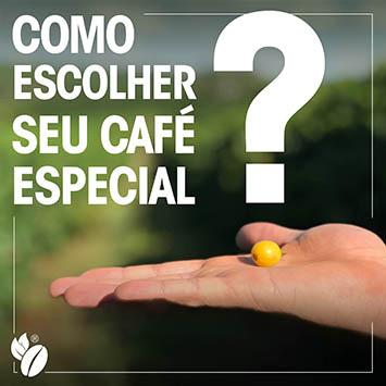 Como escolher café especial